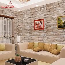 selbst klebe tapete rolle für wand rustikalen küche wohnzimmer tv hintergrund stein abziehbilder ziegel wand aufkleber hause dekoration