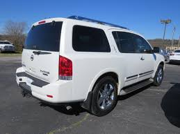 100 2013 Nissan Trucks PreOwned Armada Platinum 4D Sport Utility In