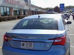 Traffic abuse with Legislative license plates