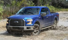 All-new 2015 Ford F-150: Ripped From Stripped Weight - Houston Chronicle