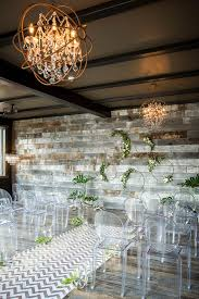 Canadian Rockies Naturally Chic Wedding Venue Ceremony IdeasModern