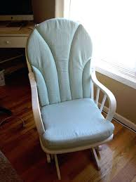 Glider Rocking Chair Cushions For Nursery by Nursery Rocking Chair Pads Furniture Wooden Rocking Chair Cushions