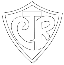 Mormon Share Large CTR Shield Coloring Pages