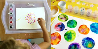 Watercolor Projects Kids Love