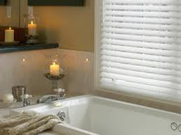 Small Bathroom Window Treatments by Wood Window Treatments Interior Design Explained