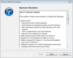 Download iOS 4 1 Firmware Update for iPhone & iPod Touch
