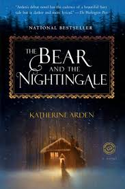 The Bear and the Nightingale by Katherine Arden Paperback