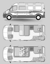 Sp Bus Blueprint Car Rv Drawing Blueprints Adria Coral Sport S Breaking Bad Turntable Youtube Jpg