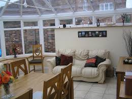 Architecture Picking Up The Best Conservatory Ideas To For Dining Room In