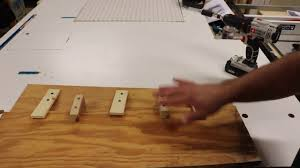 10 tapering jig from scrap wood project plans youtube