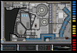 Starship Deck Plan Generator by Starship Deck Plans