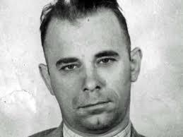 John Dillinger Gangster Public Enemy No1