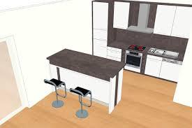 küchenzeile mit theke küchen möbel schreinerei oliver