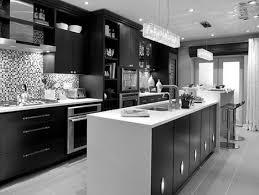 Black And White Kitchen Design With Luxury Floor Plans German Engineering Ultra Modern Designs Best Italian Kitchens Manufacturers