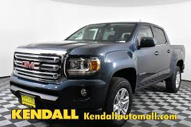 100 Gmc Canyon Truck New 2019 GMC 4WD SLE In Nampa D490342 Kendall At The Idaho