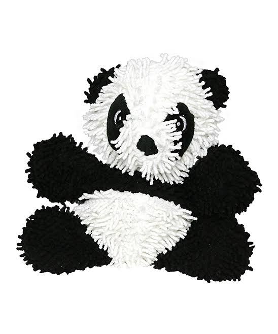 Mighty Microfiber Ball Dog Toy - Panda - Medium