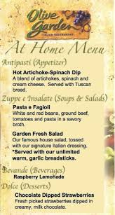 Olive Garden Date Night at Home Recipes Included Six Sisters