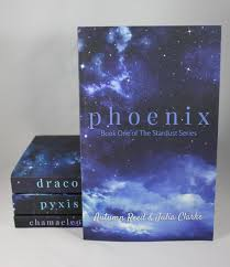 Phoenix Book One Of The Stardust Series Paperback Signed By