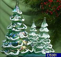 Qvc Christmas Tree Storage Bag by Fenton Art Glass Christmas Tree 3 Piece Set U2014 Qvc Com