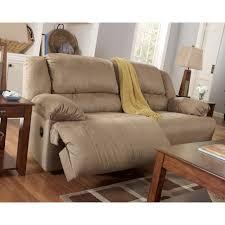 hogan mocha reclining sofa bernie phyl s furniture by ashley
