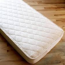 Certified Organic Natural Rubber Crib Mattress