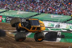100 Monster Truck Backflip Diesel Brothers Jam Debut DuramaxPowered BroDozer