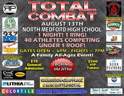 Color Tile Medford Oregon by Total Combat U0027 Showcases Westcoast Talent U2013 Mma Wreckage