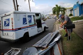 U.S. Mail Carriers Emerge As Heroes In Puerto Rico Recovery | Reuters