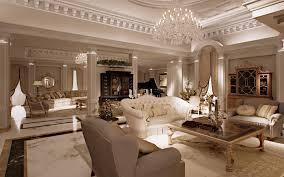 Living Room Classic Design Ideas