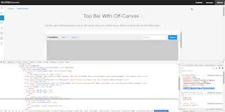 Remove Inner Shadow From F6 Top Bar With Offcanvas | Foundation ... 4 Ways To Create Drop Down Navigation In Sharepoint Maven How To Edit Or Disable Top Bar Links Social Status Redesigning Gitlabs Gitlab Float Pixelsmile Using The Zurb Foundation Drupalorg Jmenubar Can I Title Bar Menu Java Stack Overflow Header Settings Oshine Knowledge Base Hotel Advisor Wordpress Theme Top Ubuntu 1710 Windows Ask Html Part 1 Menu In 2 Main Do Remove An Icon From Panel Gnome Fallback Mode Change Menubar Prestashop 17 Youtube