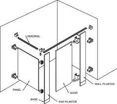 Bathroom Stall Dividers Edmonton by Bathroom Stall Dividers Perfect Intended For Bathroom Home