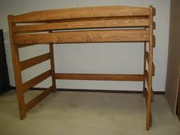 loft beds diy full loft bed with desk 10 build loft bed part diy