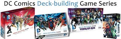 dc comics deck building game crisis expansion archives the
