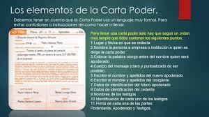 Carta Poder By Antonio Ortiz YouTube