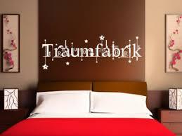 details zu s293 wandtattoo traumfabrik aufkleber schlafzimmer traum sterne modern