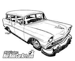 1956 Chevrolet Nomad Classic Car