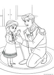 Anna Elsa And Olaf Colouring Pages Frozen Coloring Printable World Of Es From 9 To Print As Well Free P