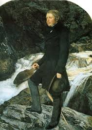 At Times It Was Difficult To Reconcile The Contradictions In Ruskins Tastes Even Millaiss Portrait Of John Ruskin 1853 4 Hinted A Contradiction