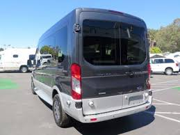 2018 Ford Transit Conversion Van RV For Sale In Hayward