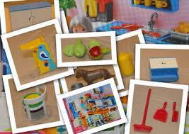 playmobil küche wohnzimmer 5329 5332 u a ersatzteile zubehör ebay