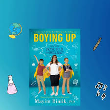 Mayim Bialik On Twitter My New Book BoyingUp Comes Out May 8th