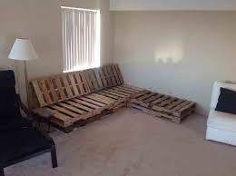 Stunning Diy Indoor Pallet Furniture Bedroom Storage Ideas Living Room Sofa Couch With Chaise Lounge Cushions