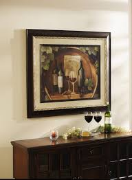 At The Winery Framed Art Print Wine DecorWine RoomsKitchen