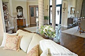 French Country Living Rooms Images by Summer In The French Country Living Room My Heart Lives Here