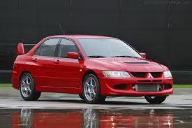 2003 Mitsubishi Lancer EVO VIII GSR Specifications and