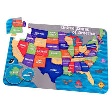 floor ls target usa map of the usa floor puzzle 24pc target