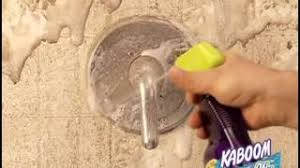kaboom shower tub tile w bowlblaster tag