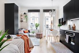 100 Apartment Interior Designs 4 Small Studio That Give Little Places A Lift