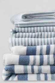 three posts lapeer egyptian cotton 6 piece striped towel set