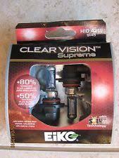 eiko 9005cvsu2 headlight bulbs 9005 clear vision xl halogen